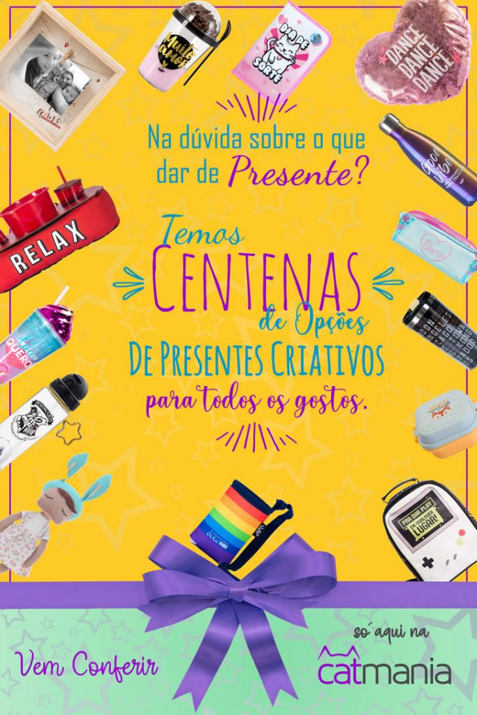 Banner Presentes Criativos Itatiba
